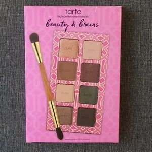 NWT Tarte beauty & brains eye set